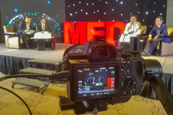 máy quay phim sự kiện MSD